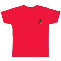 buy cherry t shirt red embroidery boogzel apparel shop usa uk