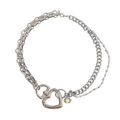 heart choker boogzel apparel