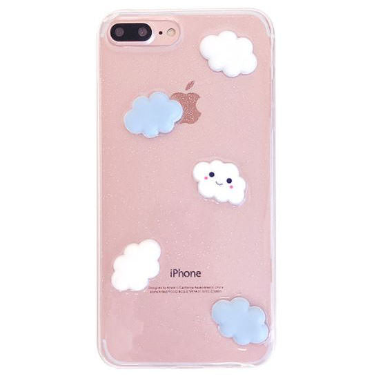 Cloudy IPhone Case