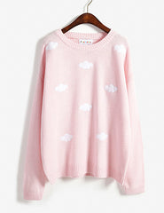 Cloud Sweater boogzel apparel free shipping