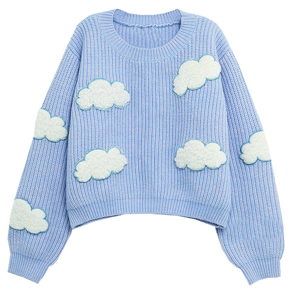 Gone Dreaming Cloud Sweater