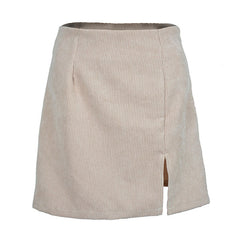 Basic Things Cord Skirt