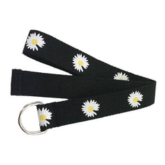 Daisy Canvas Belt aesthetic outfit boogzel apparel
