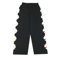 Daisy print Pants boogzel apparel
