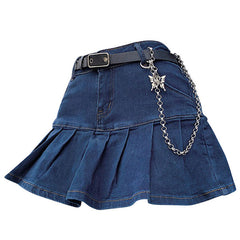Trendsetter Pleated Skirt
