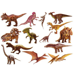 Dino Temporary Tattoos Set