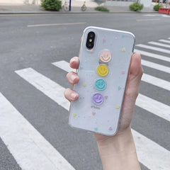 Fake Smile IPhone Case