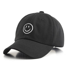 black emoji cap boogzel apparel