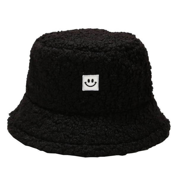 Fake Smile Bucket Hat