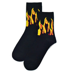 Flamin' Socks