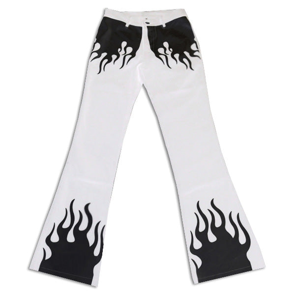 Flamin' Flared Trousers