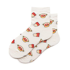 Late Night Munchies Socks