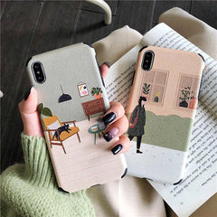 Daily Life IPhone Case