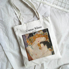 Gustav Klimt print buy Shoulder Bag