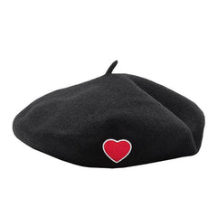 black heart beret boogzel apparel