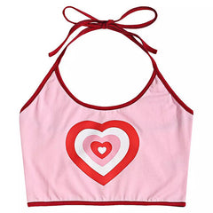 All You Need Is Love Halter Top