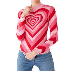 heart sweater boogzel