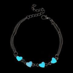 star Glow-Up Ankle Chain