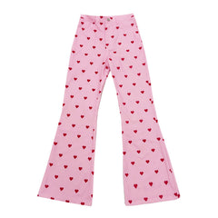 shop pink heart jeans boogzel apparel