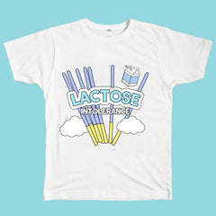 Lactose Intolerance  aesthetic T-shirt clothes