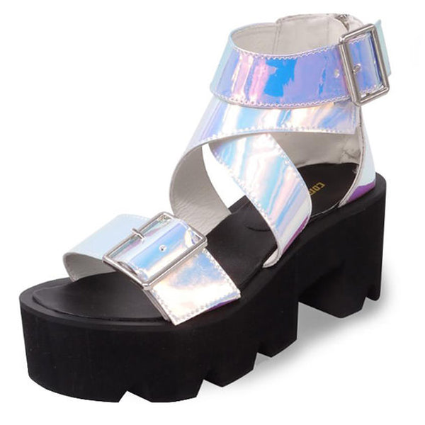 Astronomy Domine Sandals