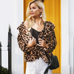 Leo Faux Fur Jacket