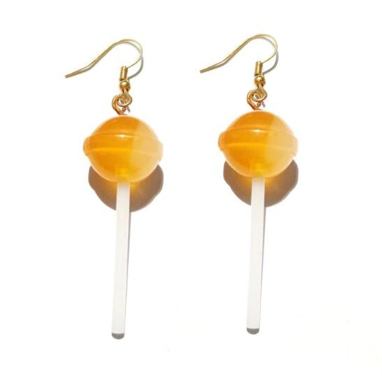 No Sugar Needed Drop Earrings