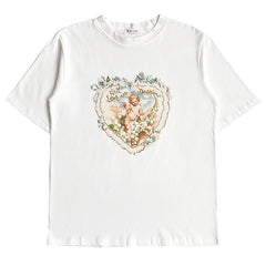 love and devotion anget shirt