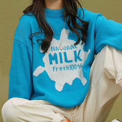 Natural Milk Knit