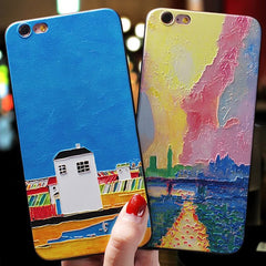 Impressionism IPhone Case