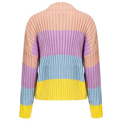 pastel rainbow jumper boogzel apparel