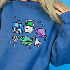 nintendo sweatshirt shop boogzel apparel