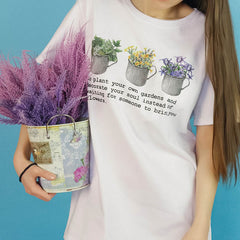 Your Own Garden T-Shirt boogzel apparel