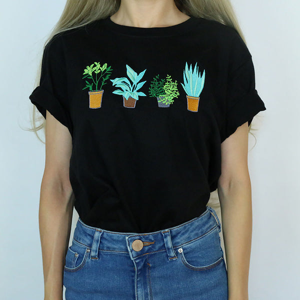Plants Are Friends Tee L