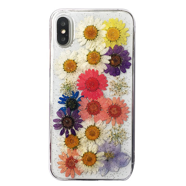 2.0 Pressed Flowers IPhone Case