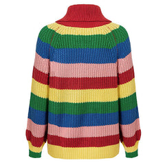 rainbow sweater polyvore png boogzel apparel