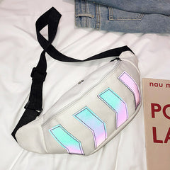 Reflective Fanny Pack boogzel apparel