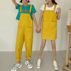 colorful Dungarees boogzel apparel