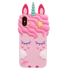 Sleepy Unicorn IPhone Case boogzel apparel