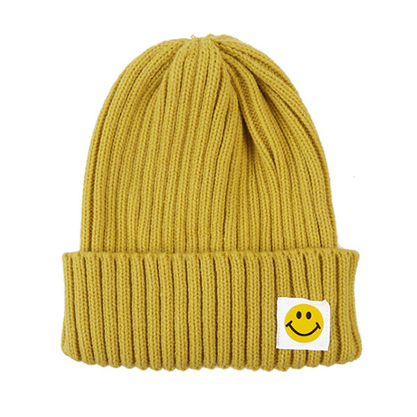 Fake Smile Beanie Hat
