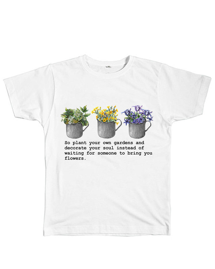 abe9f87c630 Your Own Garden T Shirt Boogzel Apparel