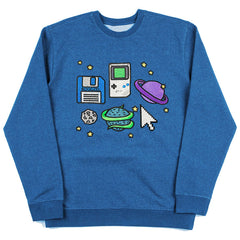 tumblr space panet sweatshirt shop boogzel apparel