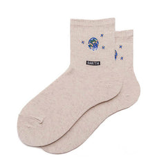 aesthetic socks space grunge boogzel apparel