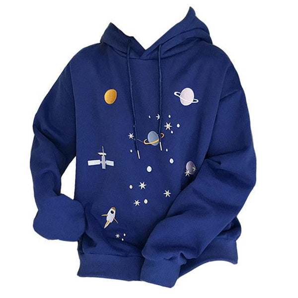 Space Research Hoodie