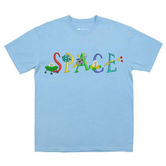 Space Embroidered Tee, S