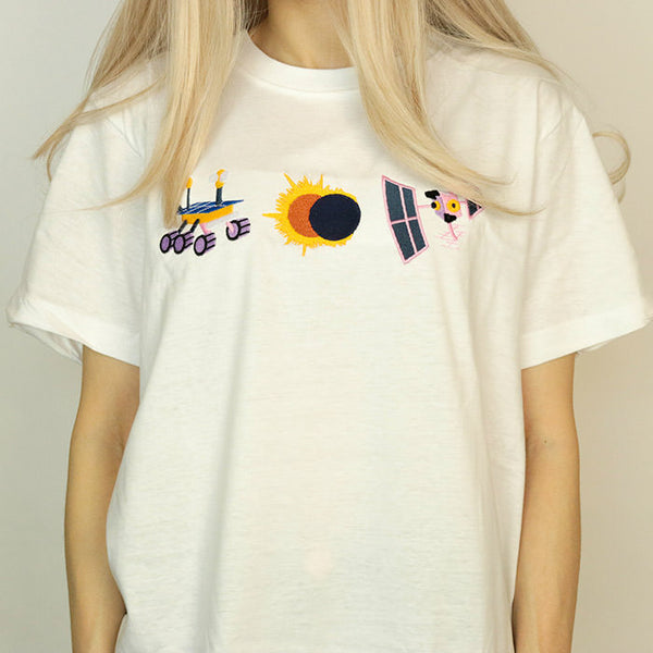 Space Research Tee
