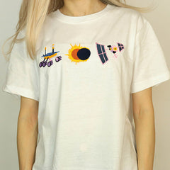 space embroidery t-shirt boogzel