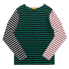 striped longsleeve boogzel apparel