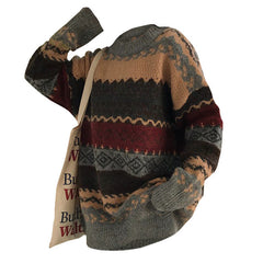 retro aesthetic vintage sweater boogzel apparel