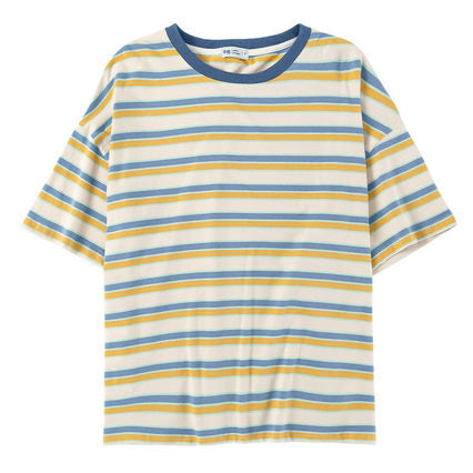 Teen Craft Striped Tee